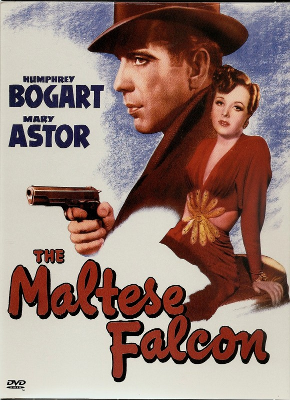 The Maltese Falcon plakát